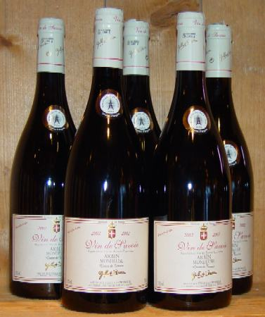 Vin Rouge Gamay - 75 cl